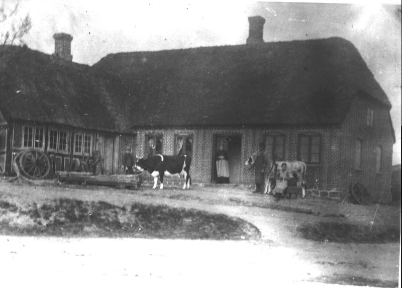 Den gamle Skole i Stevnstrup