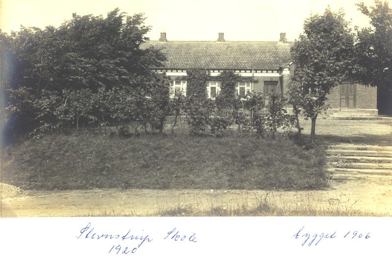 Skolen 1910-1