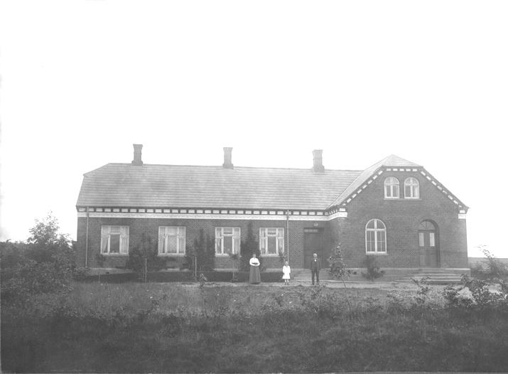 Skolen 1910