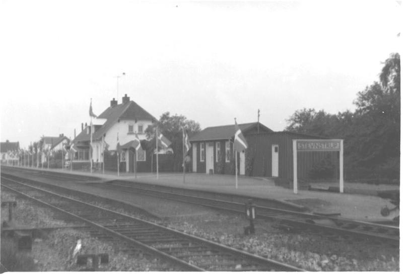 Stevnstrup station 1