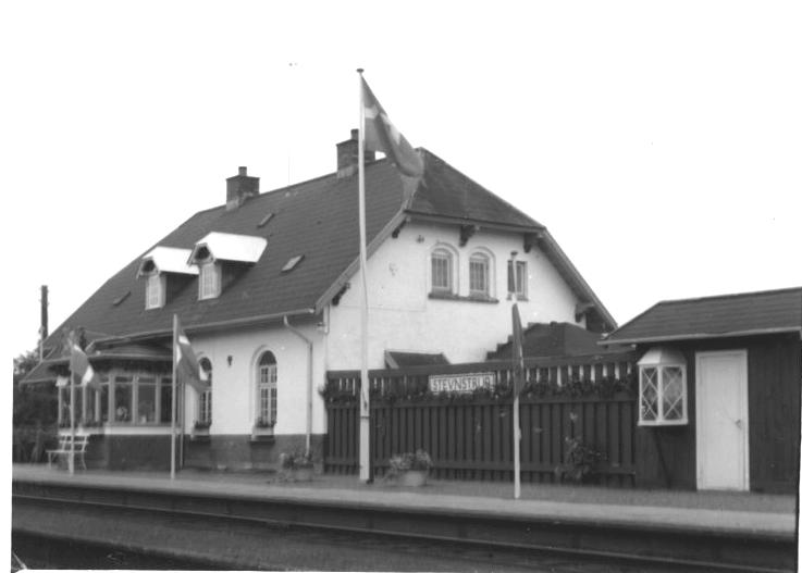Stevnstrup station