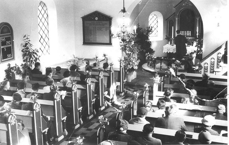 Kirken jubilæum 1960